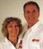 Meet the owners, Bruce and Robin